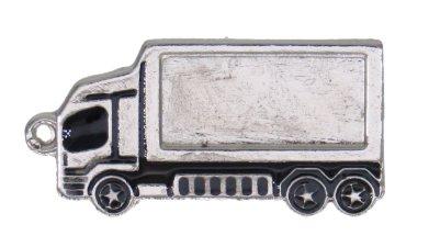 Chaveiro Caminhão Resina
