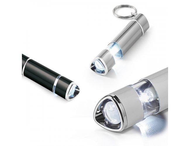 Chaveiro de Alumínio com LED