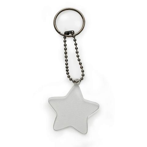 Chaveiro Estrela em Plástico