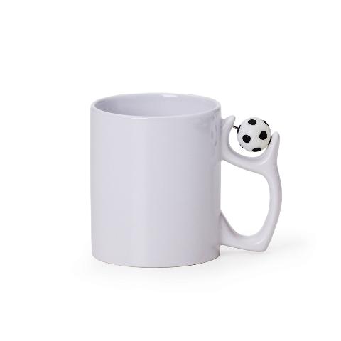 Caneca de Cerâmica Futebol (350ml)
