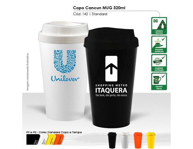 Copo Cancun MUG PP (320ml)