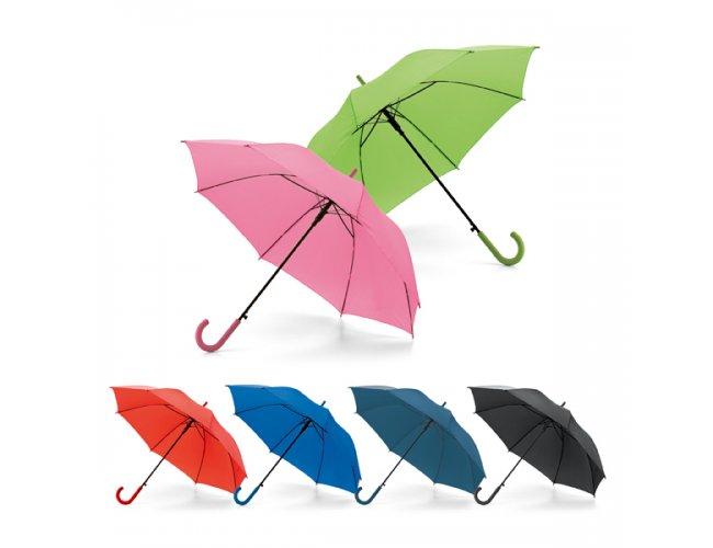 Guarda-chuva com Pega Revestida de Borracha