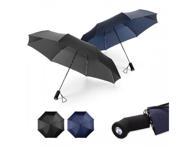 Guarda Chuva Dobrável em 3 Seções