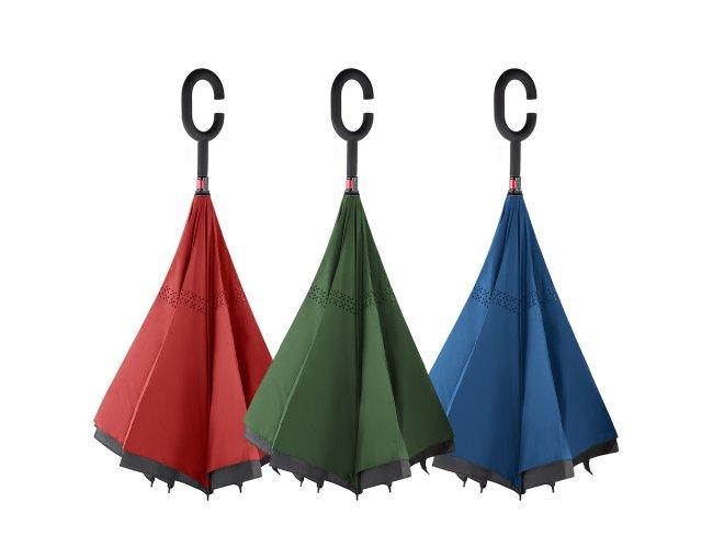 Guarda-chuva Invertido em Nylon