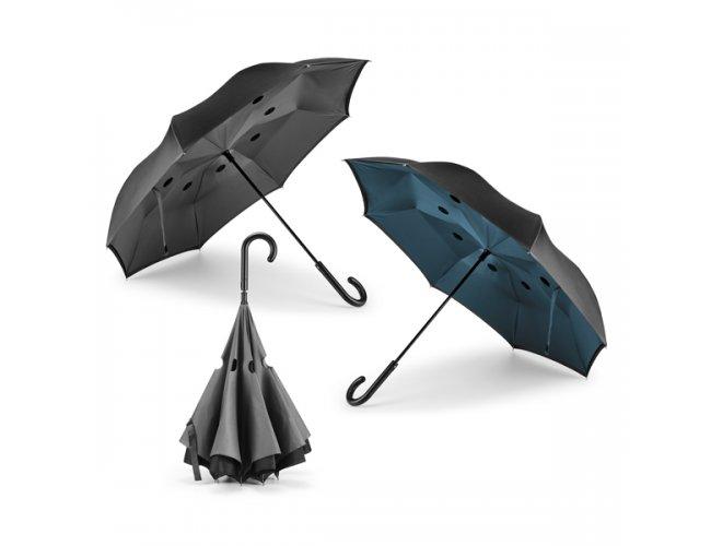 Guarda-chuva com Capa Reversível