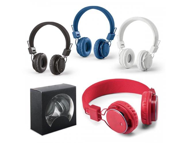 Fone de Ouvido Dobrável em ABS