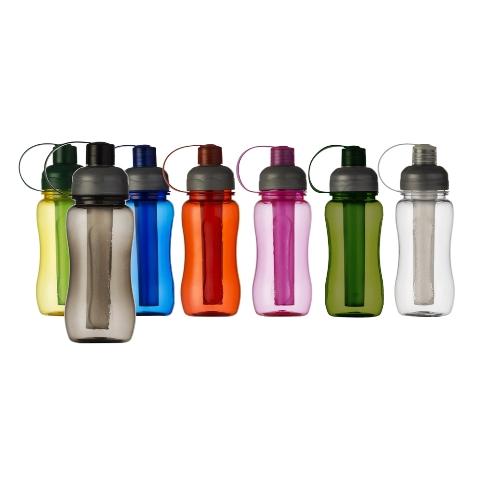 Squeeze de Plástico com Tubo para Congelamento(400ml)