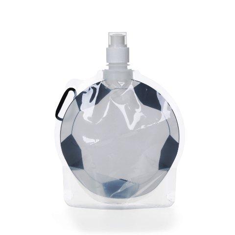 Squeeze Dobrável Bola de Futebol (750ml)