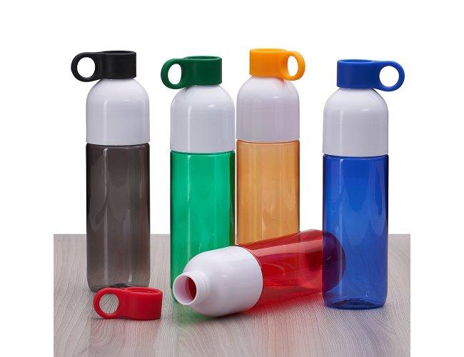 Squeeze Plástico com Suporte Anelar (700ml)