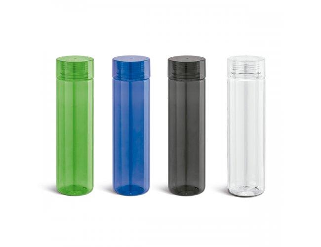 Squeeze Cilindrítica em Plástico Transparente (790 ml)