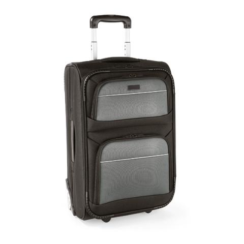 Mala de Viagem com Compartimentos Frontais