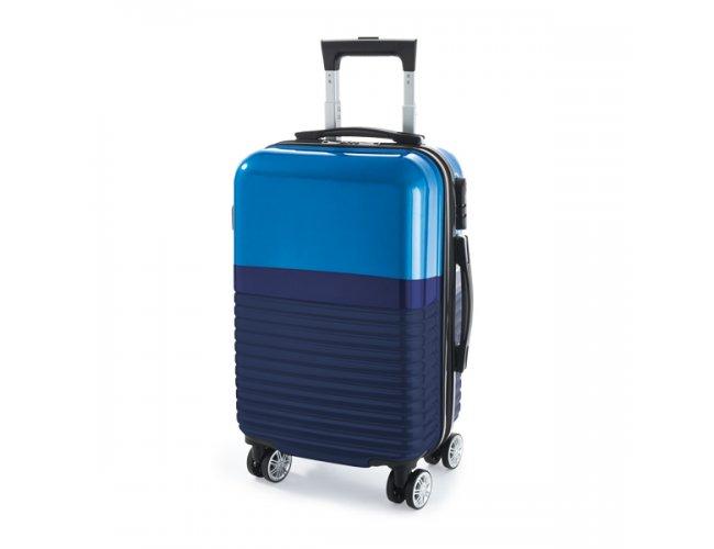 Mala de Viagem Azul