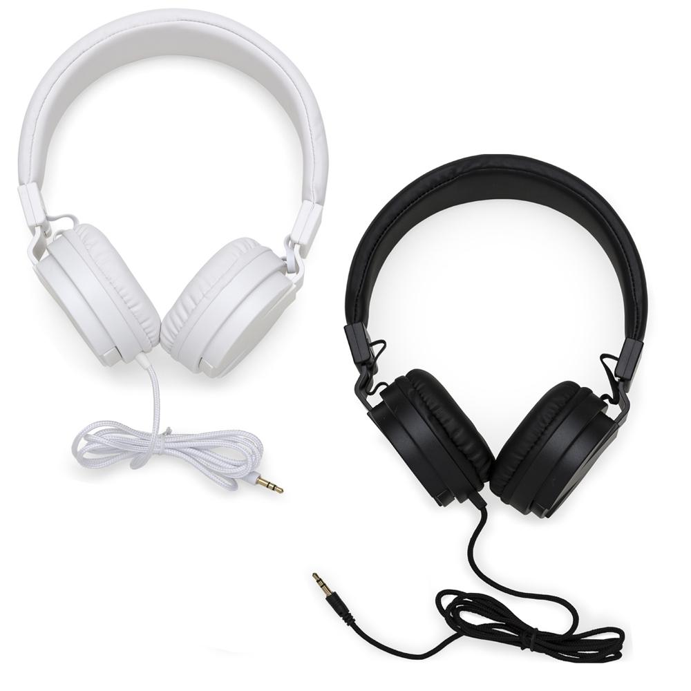 Fone de Ouvido Articulável (sem Microfone)