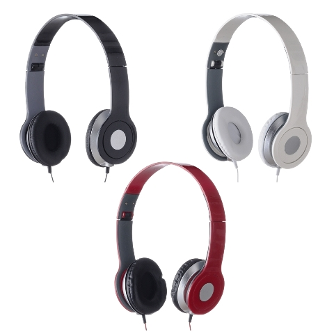 Fone de Ouvido Stereo Articulável