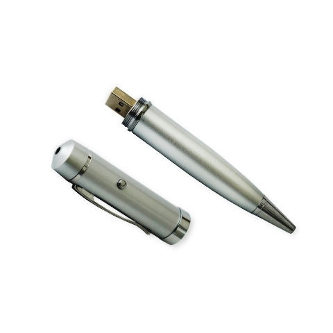 Pen Drive 4GB com Caneta Laser