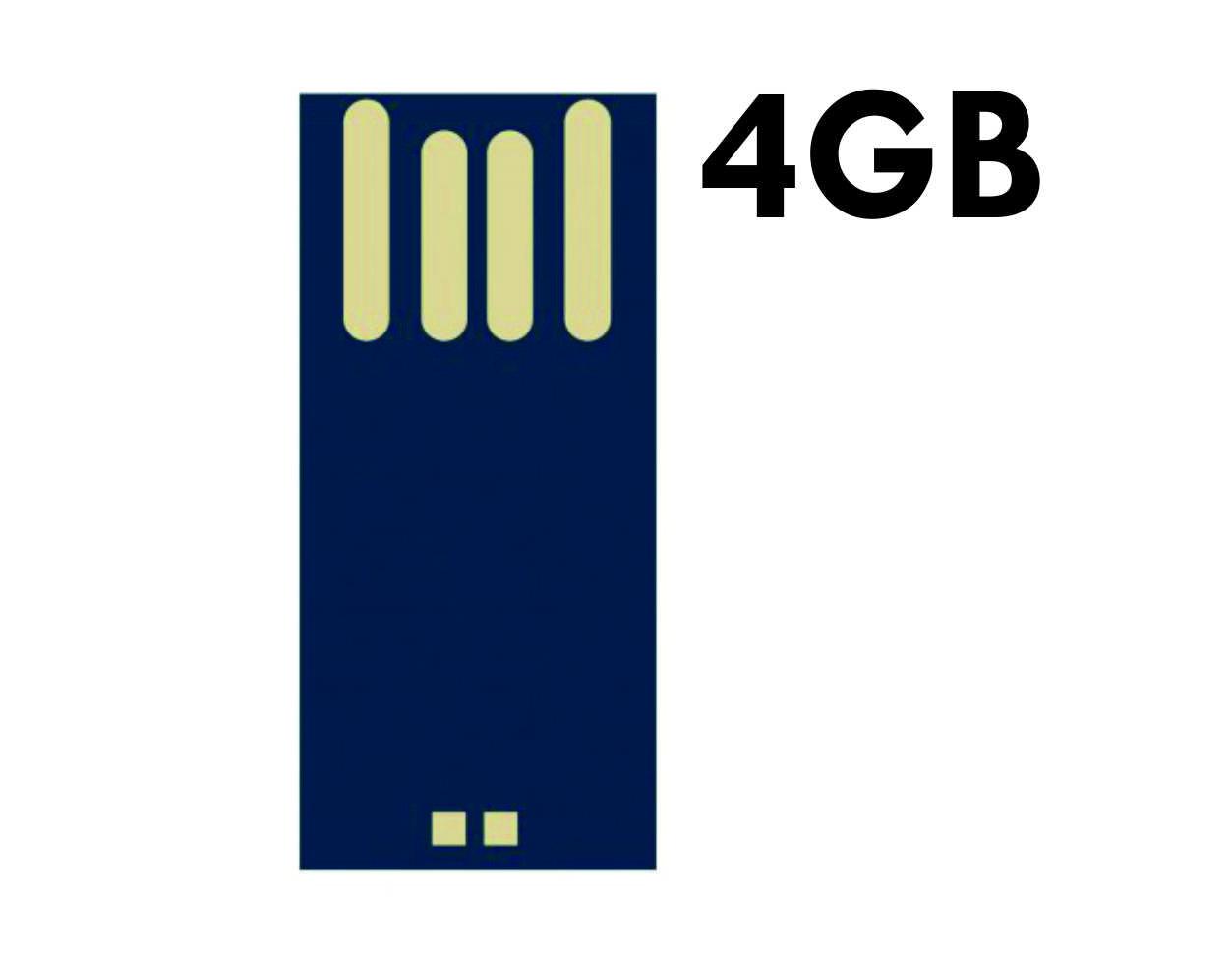 Memória COB 4GB
