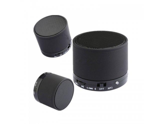 Caixinha de Som com Bluetooth Recarregável