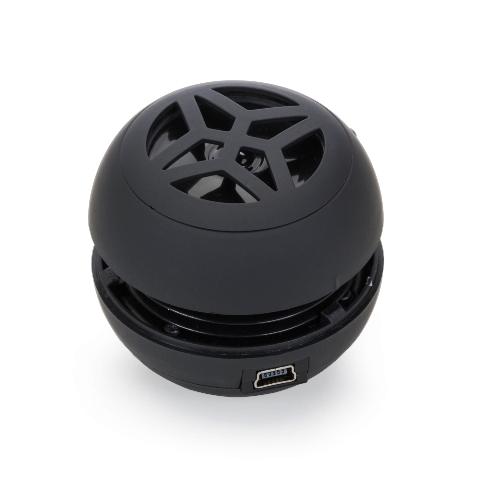 Mini Caixinha de Som em Formato Circular