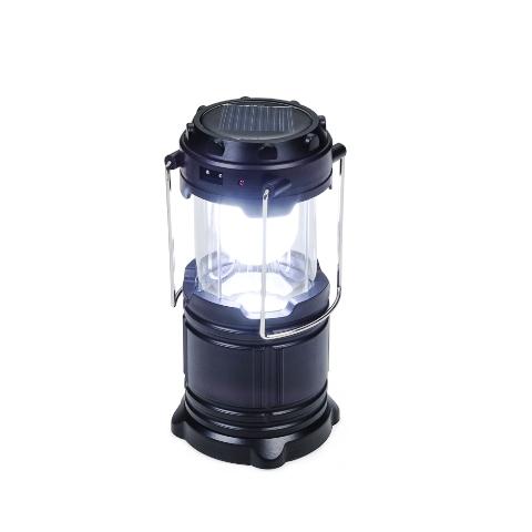 Lanterna de 6 Leds Recarregável com USB