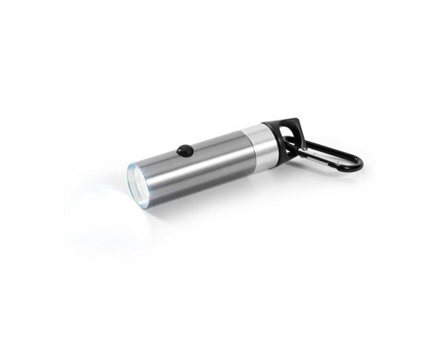 Lanterna LED com Abridor e Mosquetão