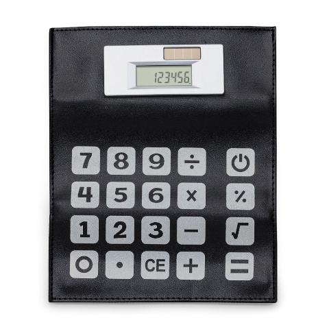 Mouse Pad com Calculadora Impressa