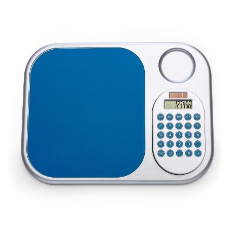 Mouse Pad com Calculadora e Imã para Clips
