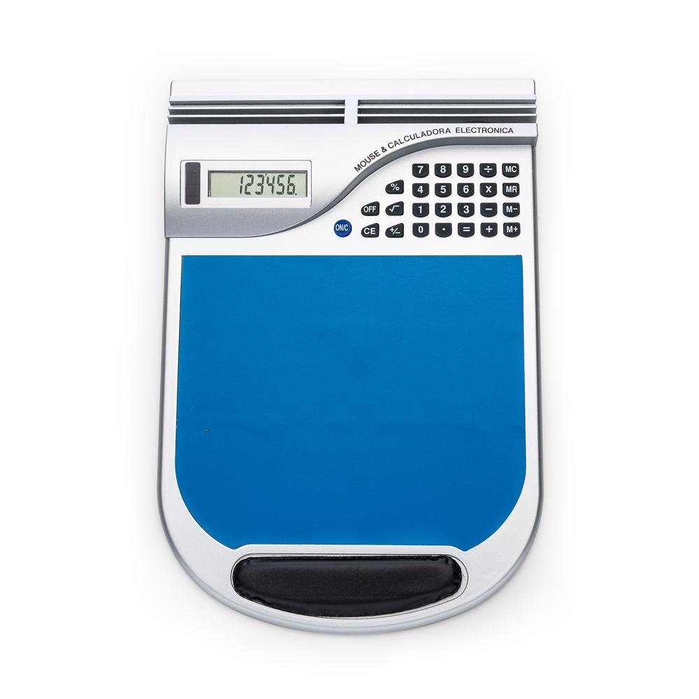 Mouse Pad com Calculadora Superior