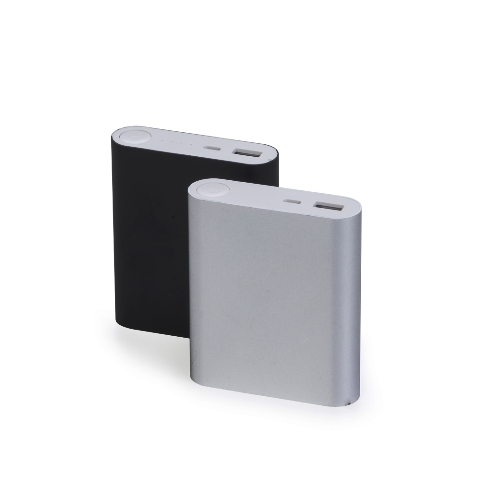 Power Bank Metálico com 4 Baterias Internas