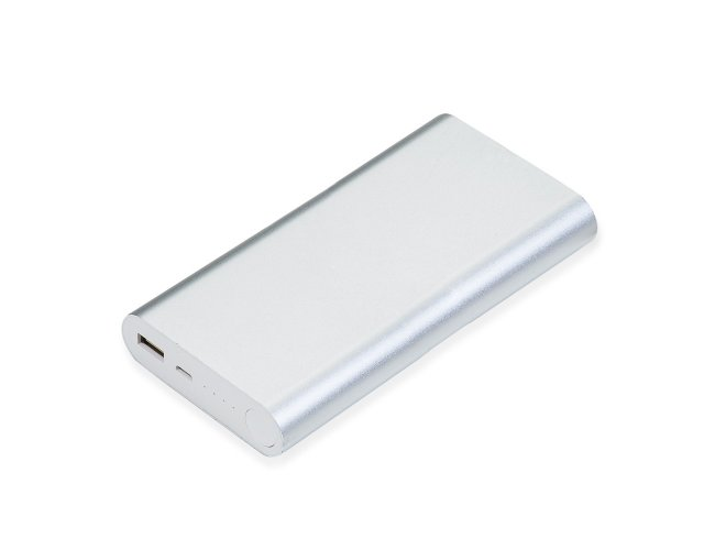Power Bank Metal LED