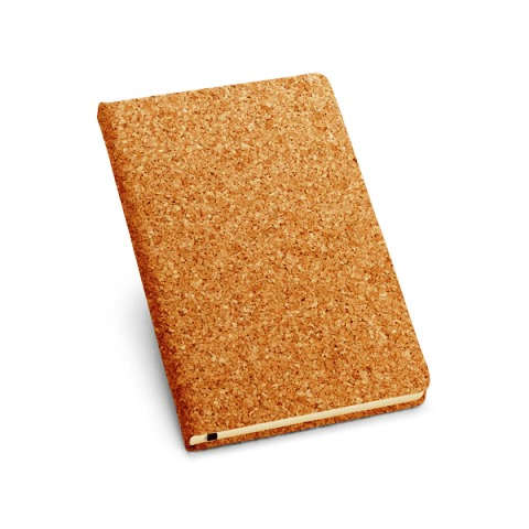 Caderno em Cortiça sem Pauta