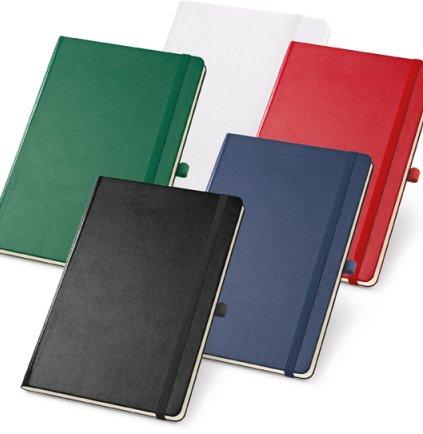 Caderno Capa Dura em Cores