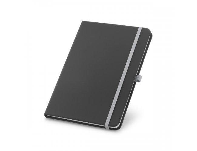 Caderno Capa Dura Elástico