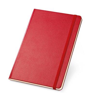 Caderno Capa Dura Bolso Interior