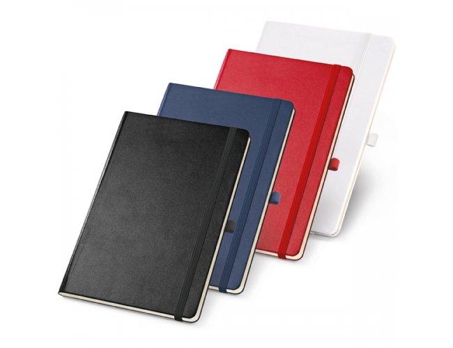 Caderno Capa Dura Com Porta Esferográfica