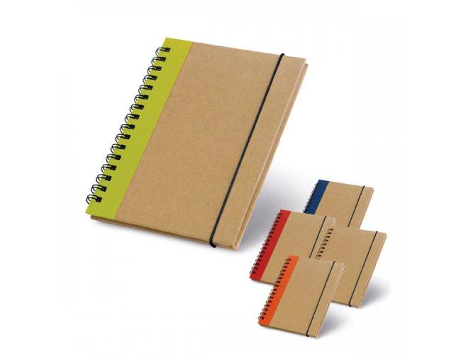 Caderno Capa Dura Cartão
