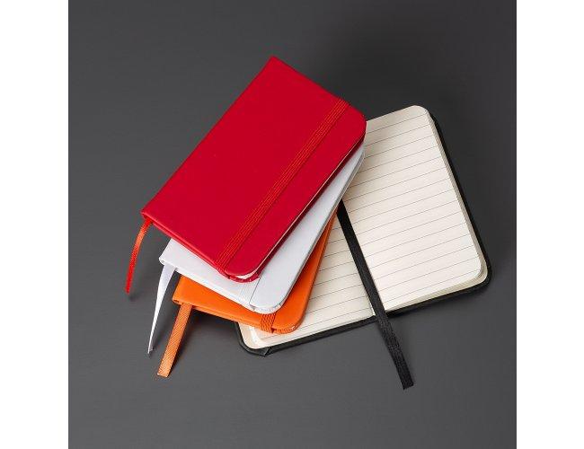 Caderneta Emborrachada Color Bolso