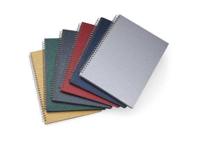 Caderno Grande Texturizado
