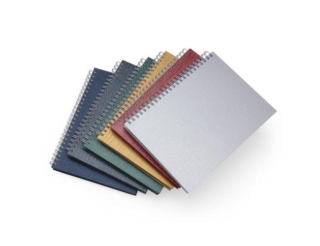 Caderno Pequeno Texturizado
