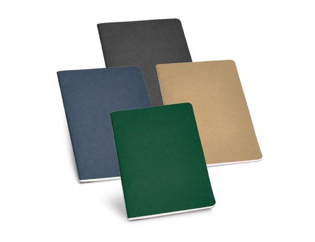 Caderno Reciclado Pautado