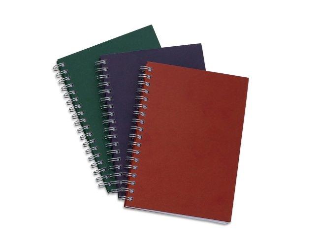 Caderno com Capa Kraft