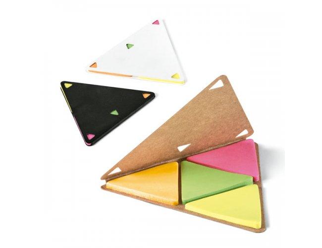 Kit Post It Triangular