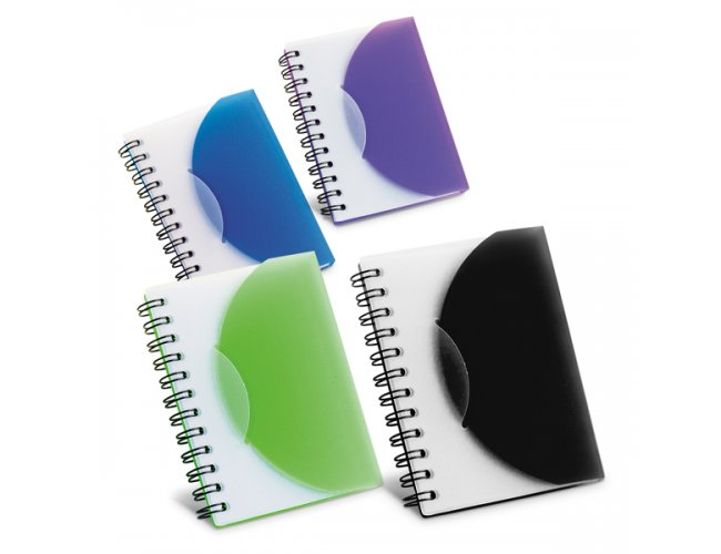 Caderno em PP