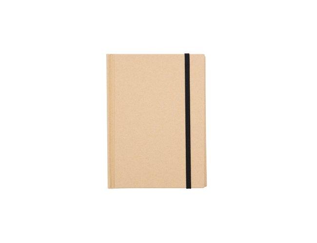 Caderno Kraft Ecológico Pequeno