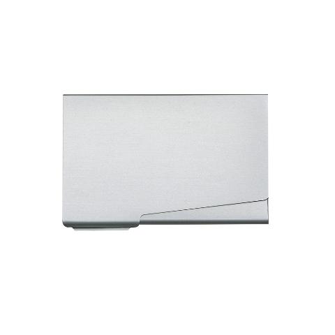 Porta Cartão de Bolso com Abertura Diagonal