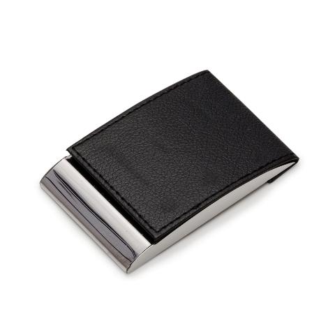 Porta Cartão de Material Sintético com Imã