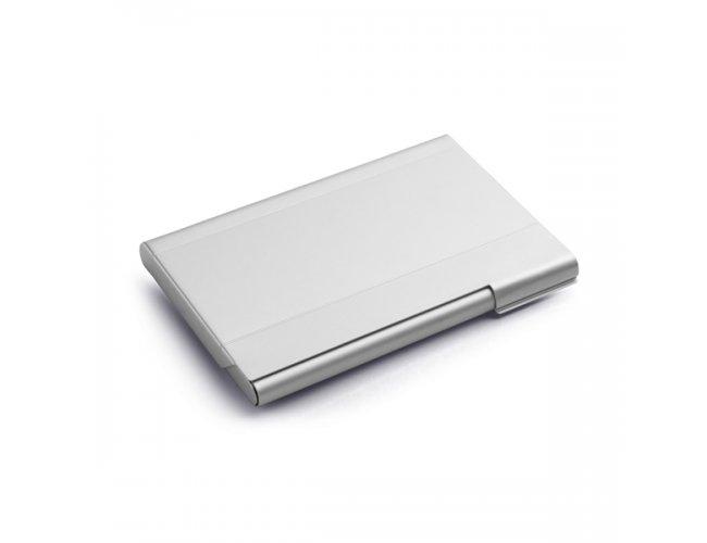 Porta Cartões Prata