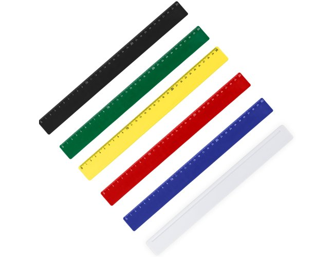 Régua Plástica 30cm