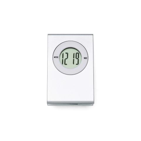 Relógio Plástico Digital Prendedor