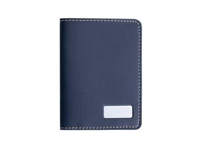 Porta Passaporte com Plaquinha
