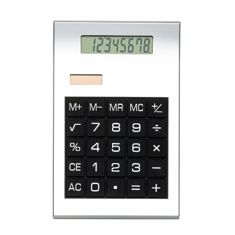 Calculadora com 8 Digitos
